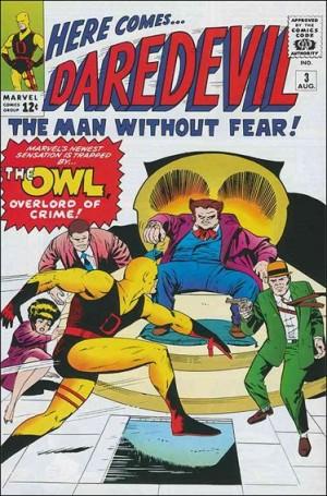 Daredevil 3 1964