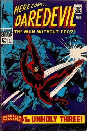 Daredevil 39 1968