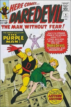 Daredevil 4 1964