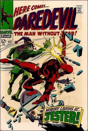 Daredevil 42 1968