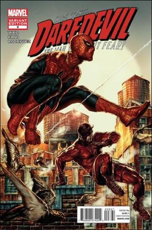 Daredevil 8b 2012 1 for 25
