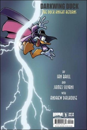 Darkwing Duck 2010 #1 2nd print