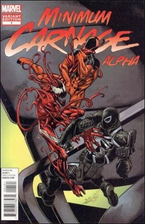 Minimum Carnage Alpha 1 2012 1 for 25 variant