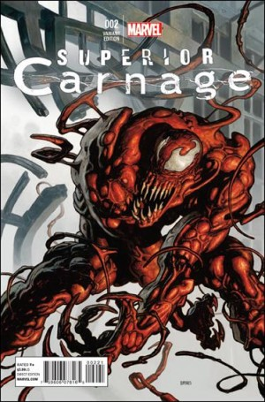 Superior Carnage 2b 2013 1 for 25