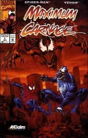 maximum carnage 1 1994