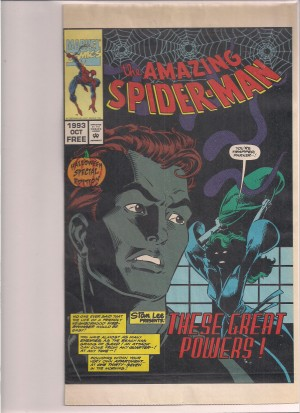 ASM 1993 #1  Halloween Special Giveaway – a