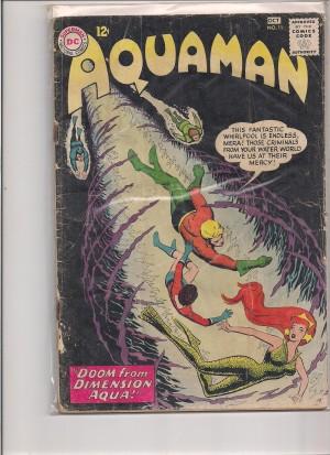 Aquaman #11 – a