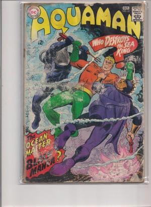 Aquaman #35 – 12-19-15
