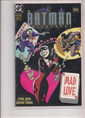 Batman Adventures Mad Love 1994 #1 – 12-19-15