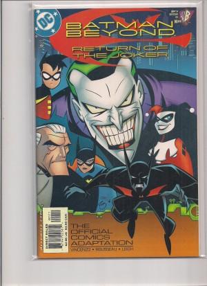Batman Beyond Return of the Joker #1 – a