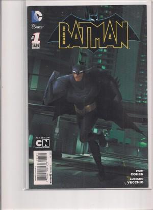 Beware the Batman 2013 #1 variant – a