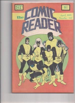 Comic Reader #167