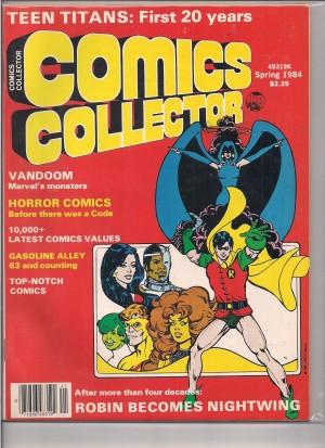 Comics Collector 1984 #3 – a
