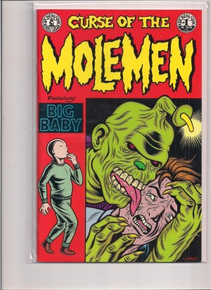 Curse of the Mole Men #1 – a