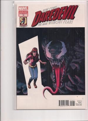 Daredevil #14 Variant Venom – a