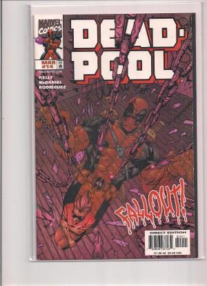 Deadpool #14 – b