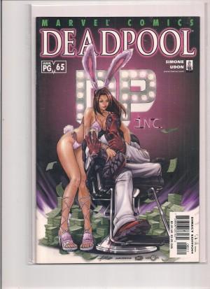 Deadpool #65 – a