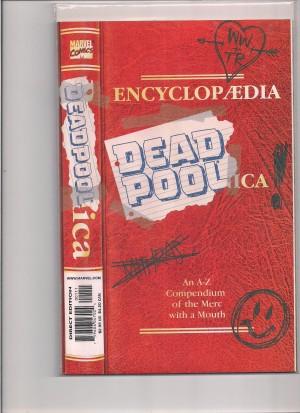 Deadpool – Encyclopedia Deadpoolica #1 – a