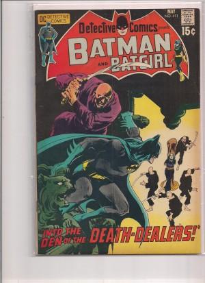Detective Comics #411 – a