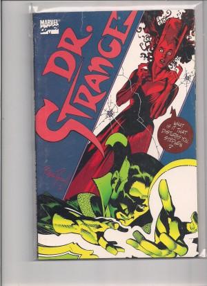 Dr Strange #1 What Distrubs You – a