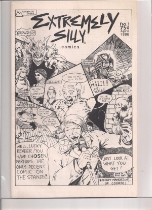 Extremely Silly Comics 1986 #1 – a