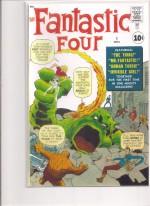 Fantastic Four #1 Facsimilie Cover - a
