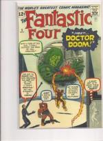 Fantastic Four #5 - Facsimilie Co ver - a