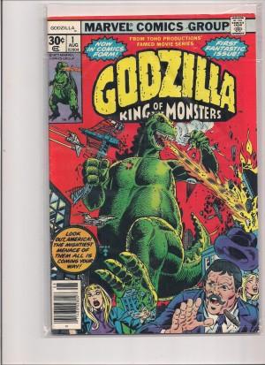 Godzilla 1977 #1 – a