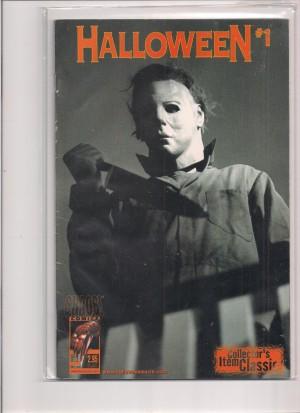 Halloween 2000 #1 VG – 11-15-15