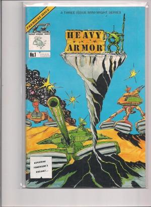 Heavy Armor #1 – a