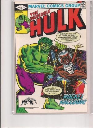 Hulk #271 VF – 12-29-15