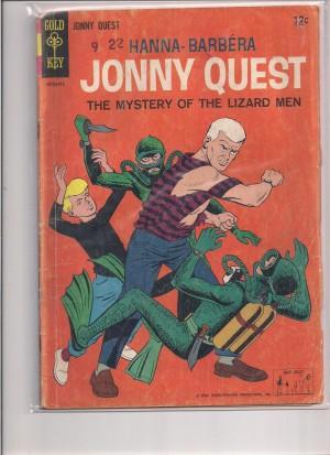 Jonny Quest 1964 #1 – a