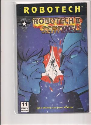 Robotech The Sentinels Book 4 #11 – a