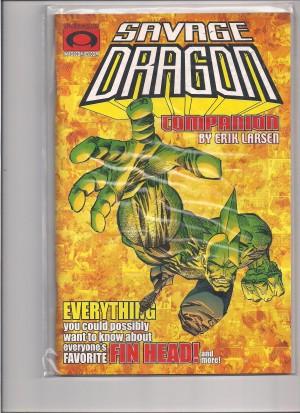 Savage Dragon Companion #1 Variant – a