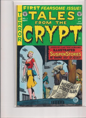 Tales From The Crypt #1 RP – a