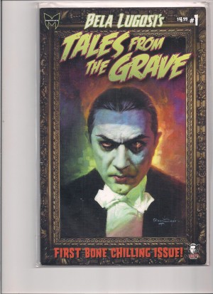 Tales form the Grave #1 – a