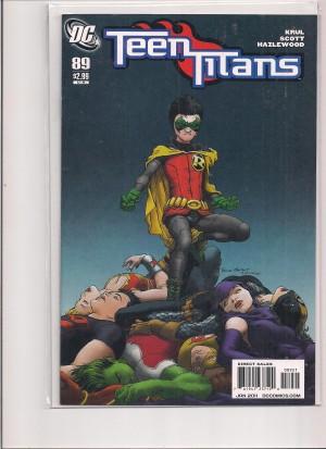 Teen Titans #89 Variant – a