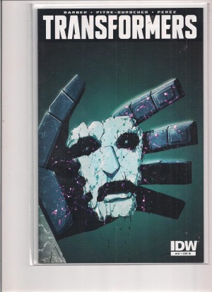 Transformers #47 IDW