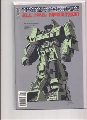 Transformers All Hail Megatron
