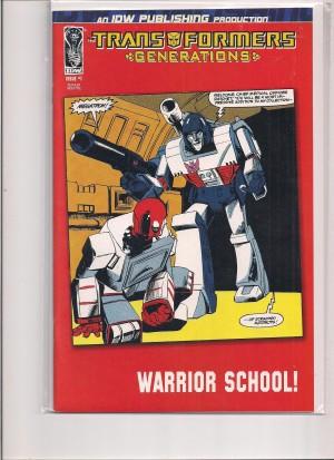 Transformers Generation 2006 #1c – a