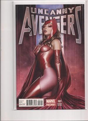 Uncanny Avengers #1 Variant – a