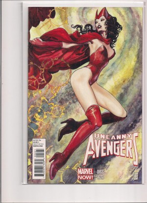 Uncanny Avengers #2 Variant – a