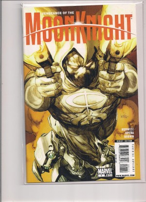 Vengeance of Moon Knight #1 – a