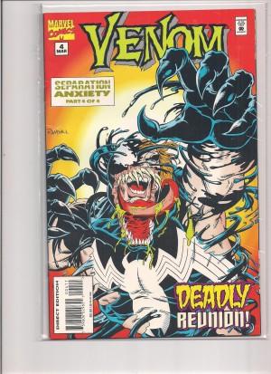 Venom Separation Anxiety #4 – a