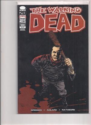 Walking Dead #100 2nd Print – a