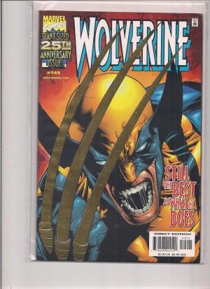 Wolverine #155 GOLD – 11-15-15