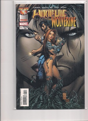 Wolverine Witchblade #1 Variant – a