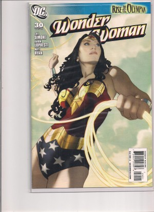 Wonder Woman #30 Variant – a