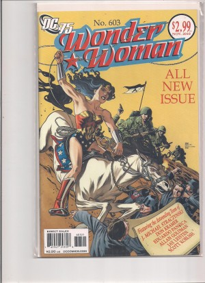 Wonder Woman #603 Variant – a