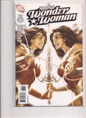 Wonder Woman #613 Variant – a